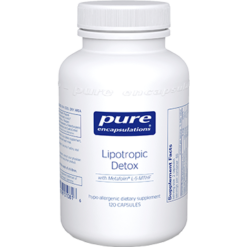 Pure Encapsulations Lipotropic Detox 120 vcaps LD1