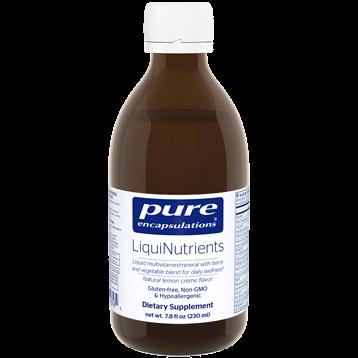 Pure Encapsulations LiquiNutrients 7.8 fl oz P18584