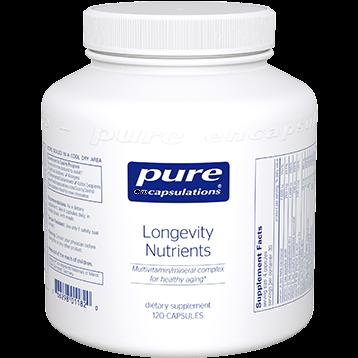 Pure Encapsulations Longevity Nutrients 120 vcaps LGN1