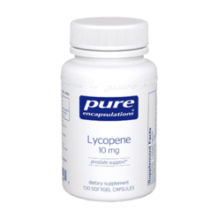 Pure Encapsulations Lycopene 10 mg 100 gels LYCO8