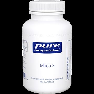 Pure Encapsulations Maca 3 120 caps MAC14