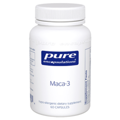 Pure Encapsulations Maca 3 60 caps MAC13