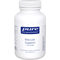 Pure Encapsulations Macular Support Formula 120 caps MACU4