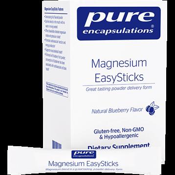 Pure Encapsulations Magnesium EasySticks 30 servings P18195