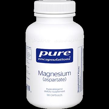 Pure Encapsulations Magnesium aspartate 75 mg 90 vcaps MAG45