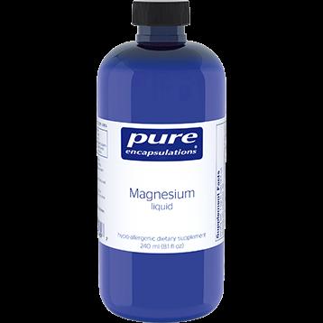 Pure Encapsulations Magnesium liquid 8.1 oz P14897