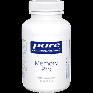 Pure Encapsulations Memory Pro 90 vegcaps MEP9