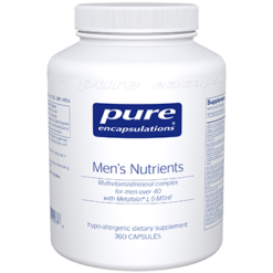 Pure Encapsulations Mens Nutrients 360 vcaps MEN3