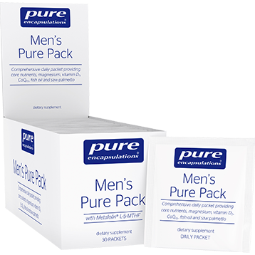 Pure Encapsulations Mens Pure Pack 30 packets MPP3