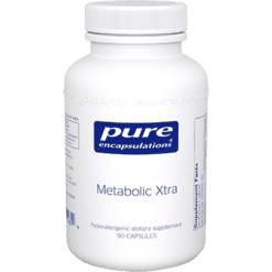Pure Encapsulations Metabolic Xtra 90 caps PMX9