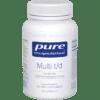 Pure Encapsulations Multi T D 120 vcaps MUL95