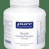 Pure Encapsulations Muscle Cramp Tension Formula 180 vcaps MUSC4