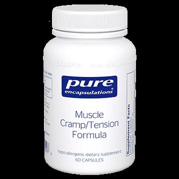 Pure Encapsulations Muscle Cramp Tension Formula 60 vcaps MUSC5