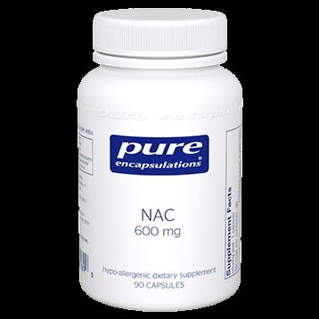 Pure Encapsulations NAC 600 mg 90 vcaps NACE5
