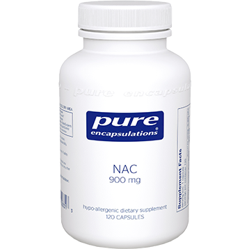 Pure Encapsulations NAC 900 mg 120 vcaps NACE7
