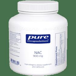 Pure Encapsulations NAC 900 mg 240 vcaps NACE8