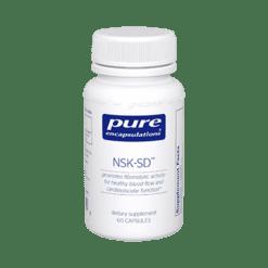 Pure Encapsulations NSK SD Nattokinase 50 mg 60 vegcaps NSKSD