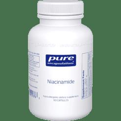 Pure Encapsulations Niacinamide 90 vcaps P13763