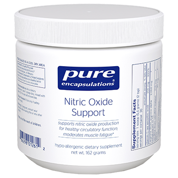 Pure Encapsulations Nitric Oxide Support 162 gms NITRI