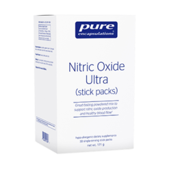 Pure Encapsulations Nitric Oxide Ultra 30 stick packs P15897