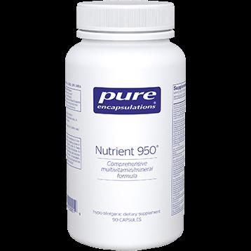 Pure Encapsulations Nutrient 950 90 vcaps NUT16