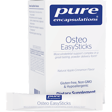 Pure Encapsulations Osteo EasySticks 30 sticks P18645