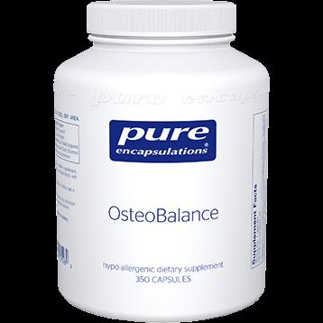Pure Encapsulations OsteoBalance 351 vegcaps P15262