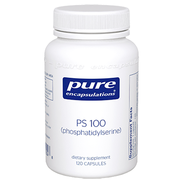 Pure Encapsulations PS 100™ 100 mg 120 vcaps PHO24