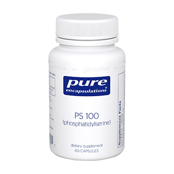 Pure Encapsulations PS 100™ 100 mg 60 caps PHO23