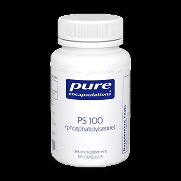 Pure Encapsulations PS 100™ 100 mg 60 caps PHO23