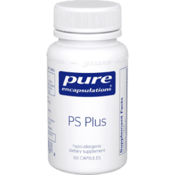 Pure Encapsulations PS Plus 60 vegcaps PSP6