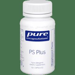 Pure Encapsulations PS Plus 60 vegcaps PSP6