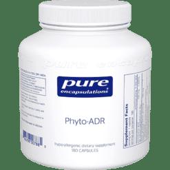 Pure Encapsulations Phyto ADR 180 vegcaps PHY99