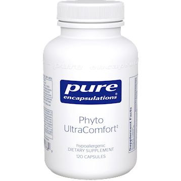 Pure Encapsulations Phyto UltraComfort 120 vcaps PAIN3