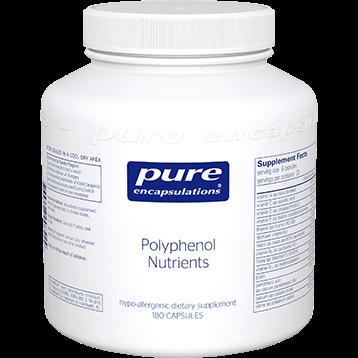 Pure Encapsulations Polyphenol Nutrients 180 vcaps Pure Encapsulations Polyphenol Nutrients POL24