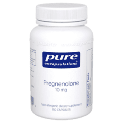 Pure Encapsulations Pregnenolone 10 mg 180 vegcaps PRE12