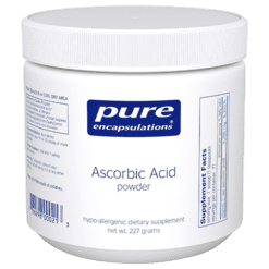 Pure Encapsulations Pure Ascorbic Acid powder 227 gms PURC8