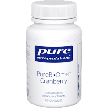 Pure Encapsulations PureBi•Ome™ Cranberry 60 caps P15460
