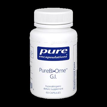 Pure Encapsulations PureBi•Ome™ G.I. 60 caps P15439