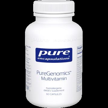 Pure Encapsulations PureGenomics Multivitamin 60 caps P16313