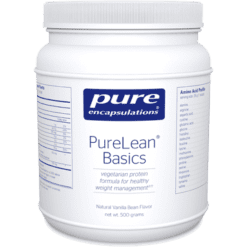 Pure Encapsulations PureLean Basics Vanilla 500 g PLVSB