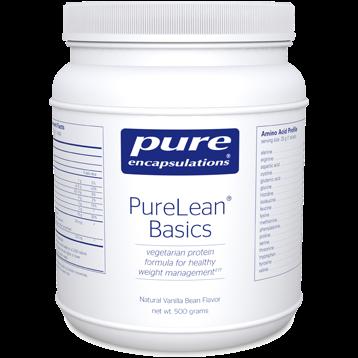 Pure Encapsulations PureLean Basics Vanilla 500 g PLVSB