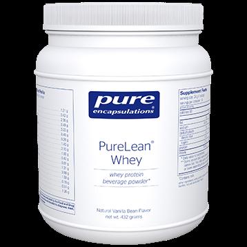 Pure Encapsulations PureLean Whey Vanilla Powder 432 g P14036