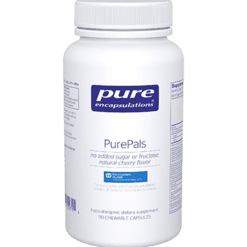 Pure Encapsulations PurePals w o Iron Chewable 90 tabs PUBC9