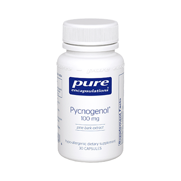 Pure Encapsulations Pycnogenol 100 mg 30 vegcaps PYC12
