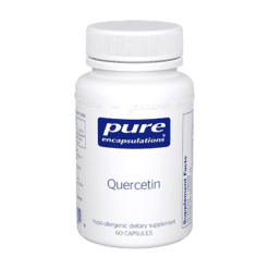 Pure Encapsulations Quercetin 250 mg 60 vcaps QUE10
