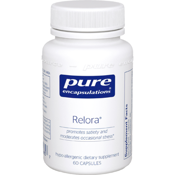 Pure Encapsulations Relora 60 vcaps RELO2