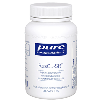 Pure Encapsulations ResCu SR 60 vegcaps P14074