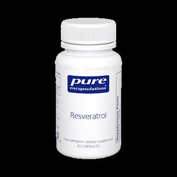 Pure Encapsulations Resveratrol 60 vegcaps RESV2