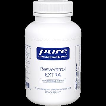 Pure Encapsulations Resveratrol EXTRA 120 caps RESV1